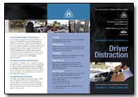Driver Distraction by Department of Health and Human Services