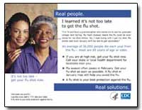 Real People : I Learned It's Not Too Lat... by Department of Health and Human Services