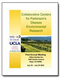 Collaborative Centers for Parkinson's Di... by Department of Health and Human Services