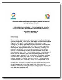 National Institute of Environmental Heal... by Department of Health and Human Services