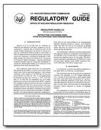 Regulatory Guide by Department of Health and Human Services