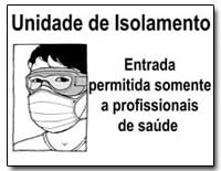Unidade de Isolamento by Department of Health and Human Services