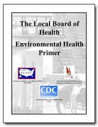 The Local Board of Health Environmental ... by Chard, Sarah, Ph. D.