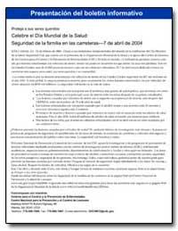 Presentacion Del Boletin Informativo by Department of Health and Human Services