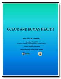 Oceans and Human Health by Rice, Don