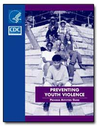Preventing Youth Violence Program Activi... by Department of Health and Human Services