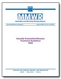Sexually Transmitted Diseases Treatment ... by Department of Health and Human Services