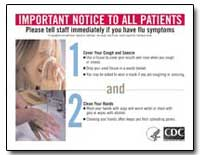 Important Notice to All Patients Please ... by Department of Health and Human Services