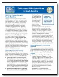 Environmental Health Activities in South... by Department of Health and Human Services