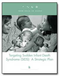 Targeting Sudden Infant Death Syndrome (... by Department of Health and Human Services