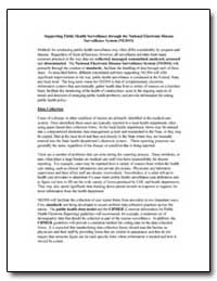 Supporting Public Health Surveillance th... by Department of Health and Human Services