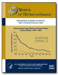 Years of Tb Surveillance by Wilson, Todd W.