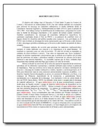 Resumen Ejecutivo by Department of Health and Human Services