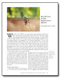 West Nile Virus and Other Mosquito-Borne... by Department of Health and Human Services