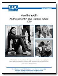 Healthy Youth an Investment in Our Natio... by Department of Health and Human Services