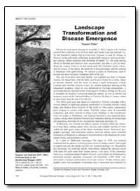Landscape Transformation and Disease Eme... by Department of Health and Human Services