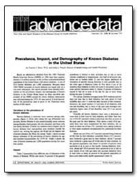 Prevalence, Impact, And Demography of Kn... by Drury, Thomas F., Ph. D.