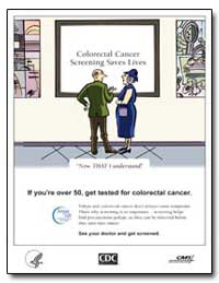 Colorectal Cancer Screening Saves Lives by Department of Health and Human Services