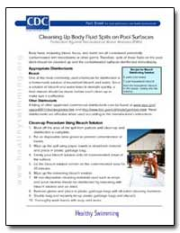 Cleaning up Body Fluid Spills on Pool Su... by Department of Health and Human Services