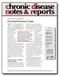 Chronic Disease Notes and Reports Chroni... by Department of Health and Human Services