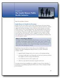 Chapter 6 : The Family History Public He... by Yoon, Paula W., Sc. D., M. P. H.