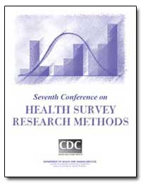 Seventh Conference on Health Survey Rese... by Department of Health and Human Services