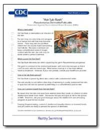 Hot Tub Rash (Pseudomonas Dermatitis/Fol... by Department of Health and Human Services