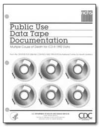 Public Use Data Tape Documentation by Department of Health and Human Services