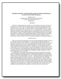 Emerging Technologies : Aiding Responder... by Conti, Ronald S.