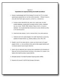 Appendix J Expectations for Capacity Bui... by Department of Health and Human Services