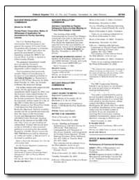 Federal Register/Vol. 67, No. 223/Tuesda... by Department of Health and Human Services