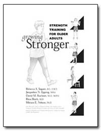 Strength Training for Older Adults by Seguin, Rebecca A.