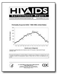 U.S. Hiv and Aids Cases Reported through... by Department of Health and Human Services