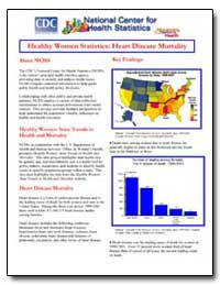 Healthy Women Statistics : Heart Disease... by Department of Health and Human Services