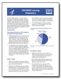 Hiv/Aids Among Hispanics by Department of Health and Human Services
