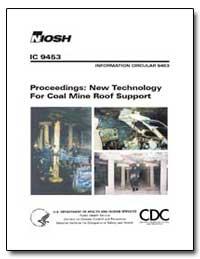 Proceedings : New Technology for Coal Mi... by Barczak, Thomas M.