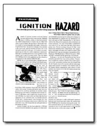 Ignition Hazard : From Internally-Genera... by Ziachower, Isaac A.