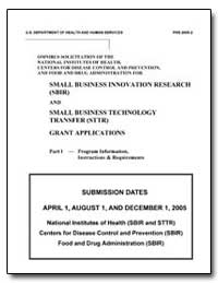Small Business Innovation Research (Sbir... by Department of Health and Human Services