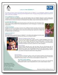 Legacy for Children by Department of Health and Human Services