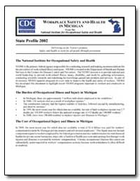 Workplace Safety and Health in Michigan by Department of Health and Human Services