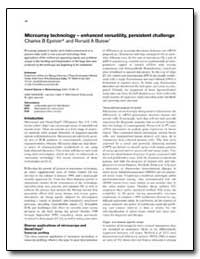 Microarray Technology — Enhanced Versati... by Department of Health and Human Services