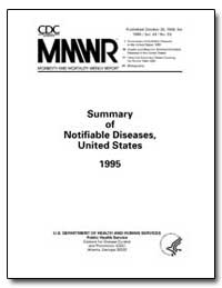 Summary of Notifiable Diseases, United S... by Koo, Denise T., M. D., M. P. H.
