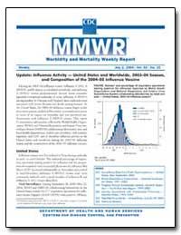 Update : Influenza Activity — United Sta... by Gerberding, Julie Louise, M. D., M. P. H.