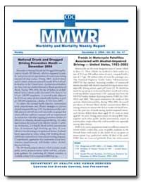 Trends in Motorcycle Fatalities Associat... by Gerberding, Julie Louise, M. D., M. P. H.