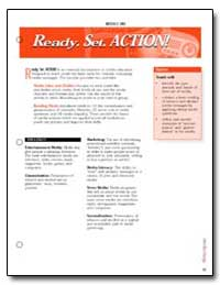 Ready. Set. Action! by Department of Health and Human Services