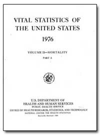 Vital Statistics of the United States 19... by Israel, Robert A.