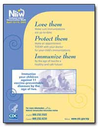 Love Them Protect Them by Department of Health and Human Services