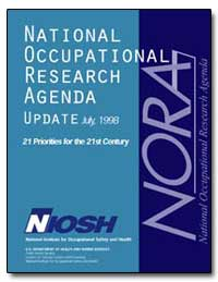 National Occupational Research Agenda Up... by Rosenstock, Linda, M. D., M. P. H.