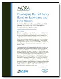 Developing Dermal Policy Based on Labora... by Soderholm, Sid