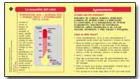 La Ecuacion Del Calor Temperatura Alta, ... by Department of Health and Human Services